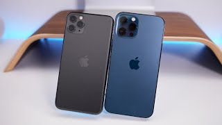 iPhone 12 Pro Max vs iPhone 11 Pro Max - Which should you choose?