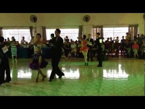 Giải Khieu vũ Thể thao Học Sinh Sinh viên lần thứ nhất 2013-Latin (Bạn Kiên ĐHKT)