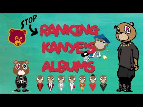 Stop Ranking Kanye's Albums