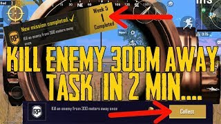 Скачать Kill Enemy From 300m Away In 2 Minutes PUBG Mobile Trick