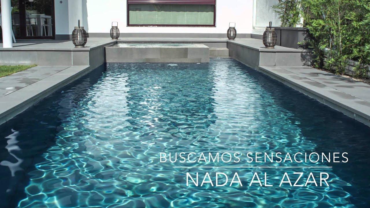 Dise o de piscinas revestimiento porcelanico casa dise o for Diseno de albercas minimalistas