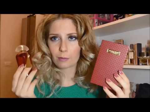 Шедевры женской парфюмерии