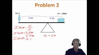 Lever Problems Made Simple
