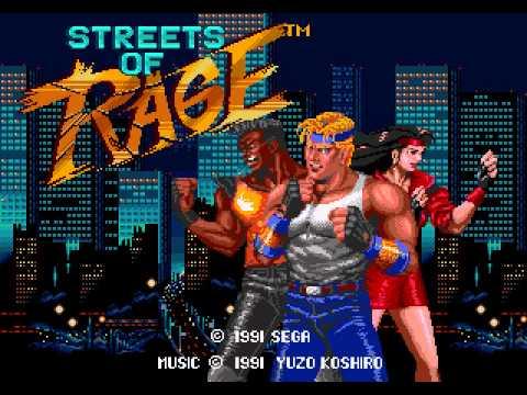 Streets of Rage - Violent Breathing 8 bit (Famicom + MMC5)
