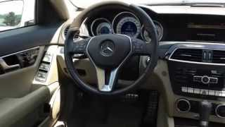 2012 Mercedes-Benz C-Class  C300 4MATIC Sedan with COMAND Navigation Package