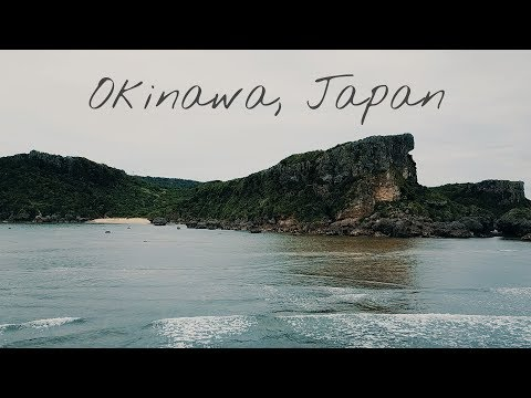 A day in Okinawa, Japan