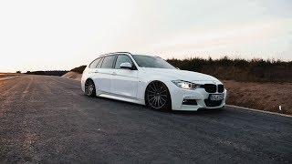 BMW F31 330D AIRRIDE VOSSEN | CAR PORN