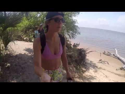 Exploring Cumberland Island