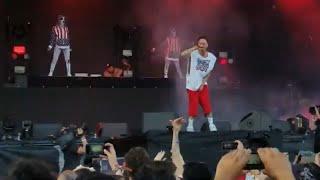 Die Antwoord - Ugly Boy (ACL Music Fest, Austin, TX 10/07/2016) HD