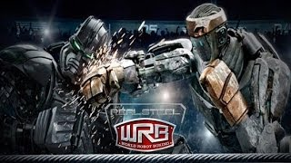 Real Steel World Robot Boxing - Trailer HD (Download game for Android & Iphone/ipad)