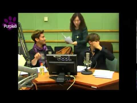 [PurpleB's Vietsub] 121023 Super Junior's Kiss The Radio (Guest: DBSK)