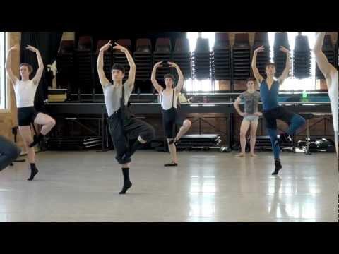 Ballet Men - Don Quixote