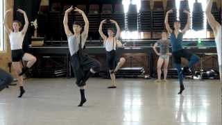 Ballet Men - Don Quixote