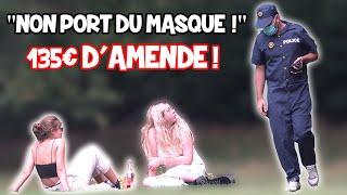 Faux policier met des contraventions - Défi Prank - Les Inachevés