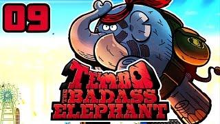 GAME OVER !! ▪ Tembo: The Badass Elephant ▪ #09