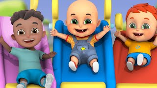 Best Rides at the Theme Park | Kids Songs & Nursery Rhymes by jugnu Kids