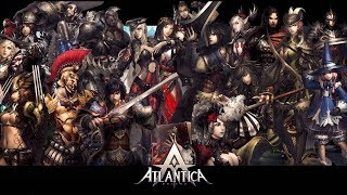 Atlantica Online Groso Primeras Impresiones