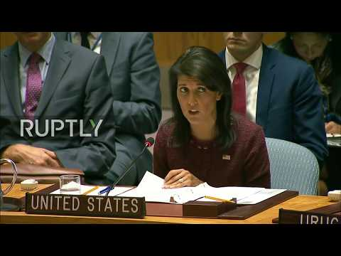 LIVE: UN Security Council holds meeting on non-proliferation of WMDs: adoption