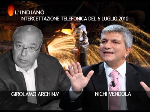 Inchiesta Ilva, le intercettazioni: Archinà&Vendola