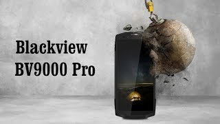 Blackview BV9000 Pro Drop Test official 6GB RAM 128GB ROM IP68 18:9 NFC