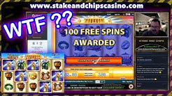 AMAZING HIT ON ZEUS SLOT !!! BIG WIN !! Online Casino Game