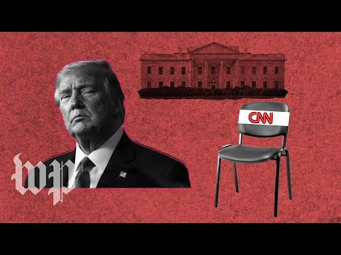 Opinion | The White House needs to answer coronavirus questions, not play musical chairs with CNN
