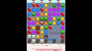 Candy Crush Saga Level 361 iPhone No Boosts