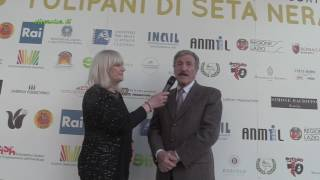 """"""""""" Festival Tulipani di Seta Nera 2017 """" Intervista ad ANTONIO MORETTA"""