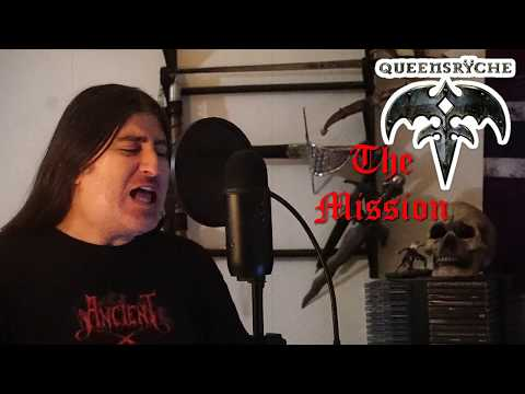 "Queensrÿche "" The Mission "" ( vocal cover )"