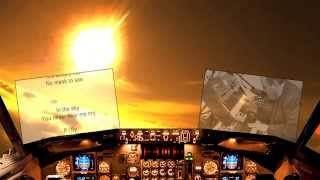 Plane Flight Of The Airplane Flying ✔ JANXEN - FLIGHTEXCITE 1.0 No Crash Accident Games But Flying
