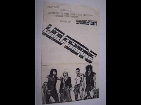 (1985)Wolfsbane Demo - Manhunt