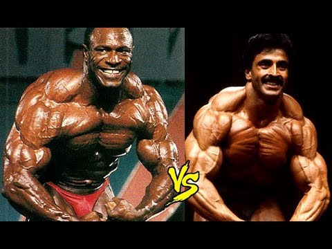 Lee Haney vs. Samir Bannout: 1991 Mr. Olympia vs. 1983 Mr. Olympia: The Truth