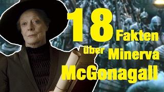 18 FAKTEN über Minerva McGONAGALL