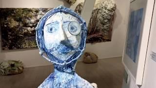 видео Музей Современного Искусства Баку