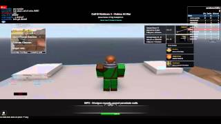 andrew246v's ROBLOX video:(Dif names!) Black ops part 1