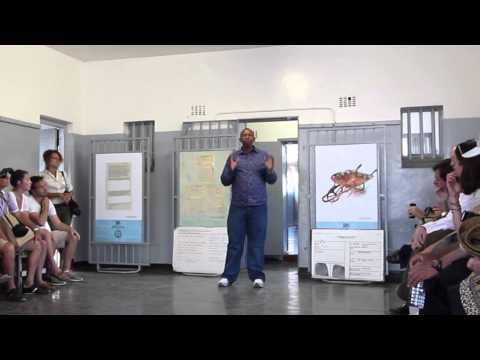 Robben Island - Ein Guide stellt sich vor