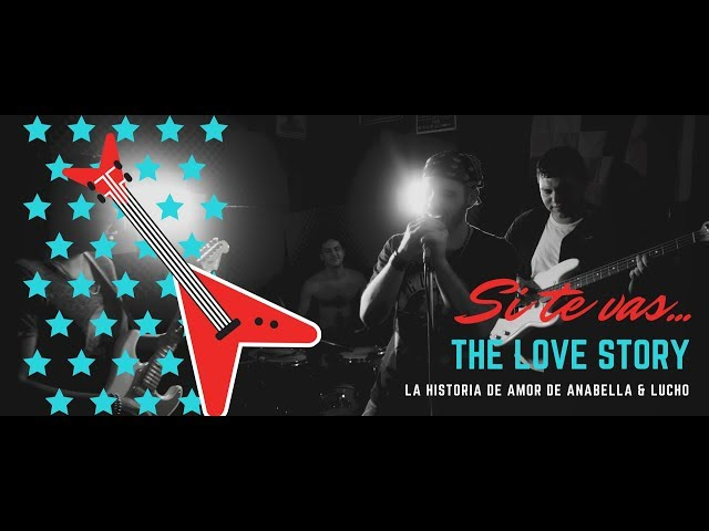Anabella & Lucho // Si te vas... // The Love Story // Airbag