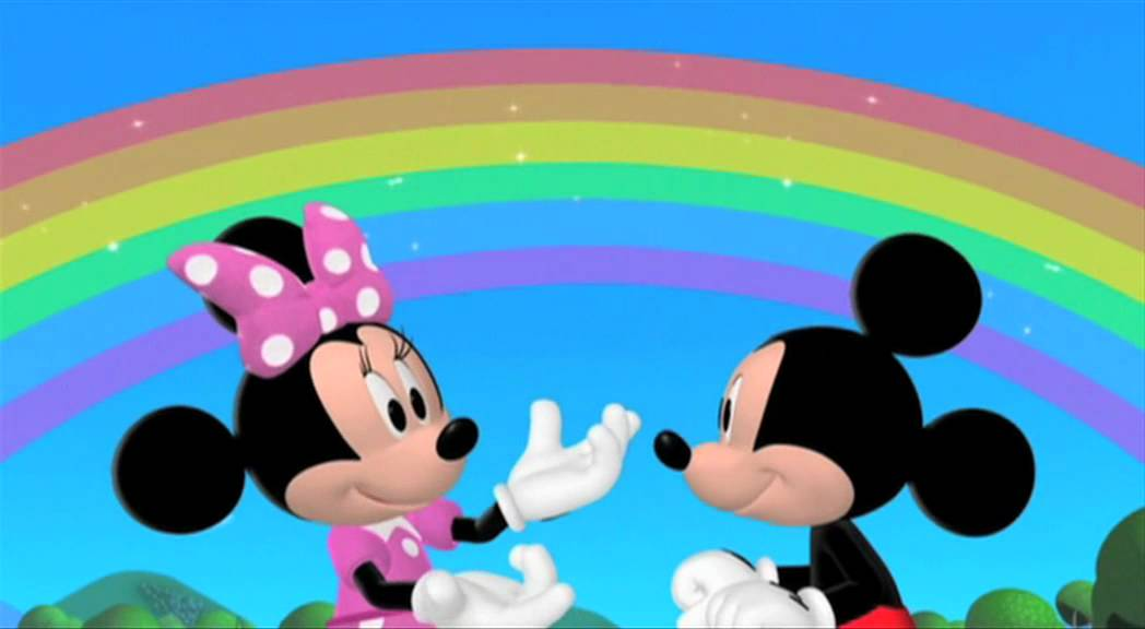 3a4989559e5 Minnie s Rainbow - YouTube