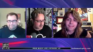 Indie Music LIVE! 145 | Cold Jackets, The Ben Cote Band, Grandpa Grew Trees, Tom Ugly