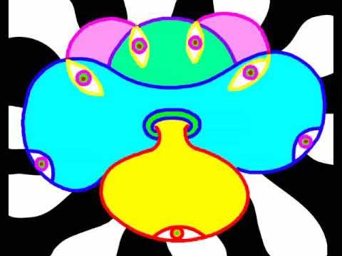 """dai dai dai"" - hyperbeing healing dna transmutation yantra magic by (b)ananartista"