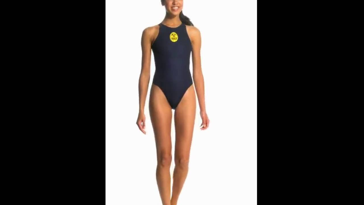 5bdb86849b1 Turbo Women's Basic Water Polo Suit | SwimOutlet.com