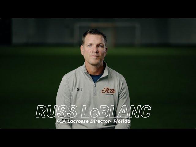 Russ LeBlanc: The X