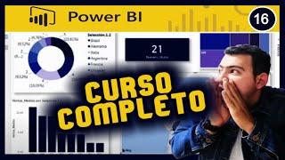 😱📢Como HACER un DASHBOARD en POWER BI // CURSO de POWER BI COMPLETO