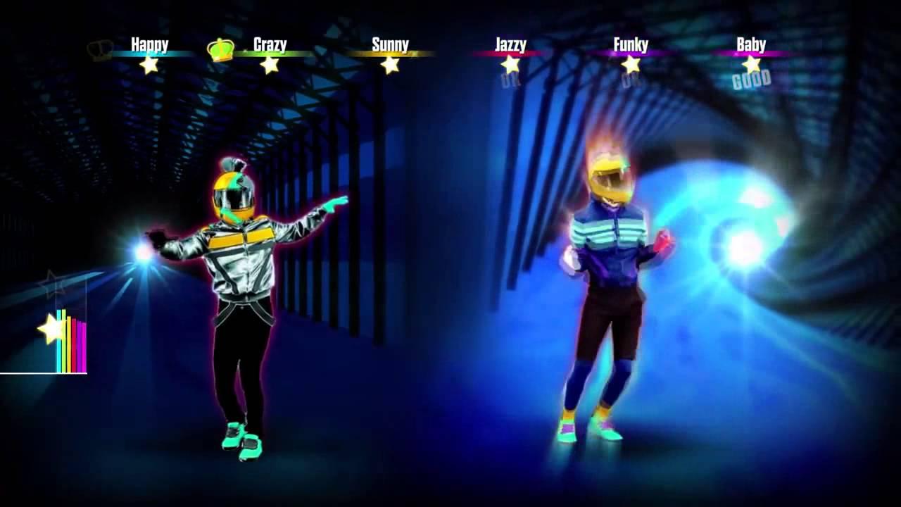 El Juego De Bailar Just Dance 2016 Youtube