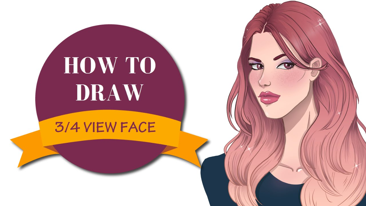 how to draw from ground view