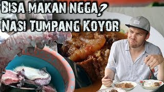 Berani makan? Nasi Tumpang Koyor Salatiga BuleKulineran   FVLOG #119
