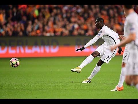 Le but de Pogba face aux Pays-Bas à Amsterdam 2016  (0-1)