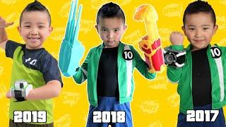 Ben 10 Visit Me CKN Toys