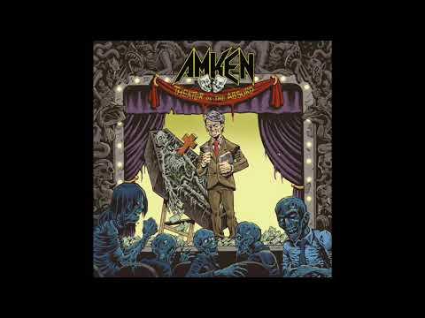 AMKEN - Theater of the Absurd (Full Album, 2017)