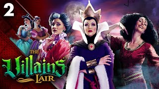 THE VILLAINS LAIR (Ep.2) - Tough Love (A Disney Villains Musical) (Maleficent:Mistress of Evil)